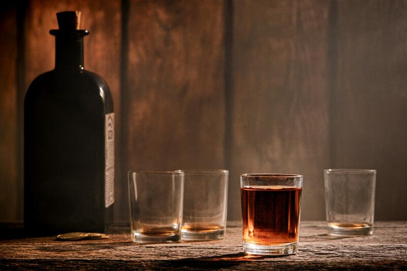 de whiskey geschiedenis