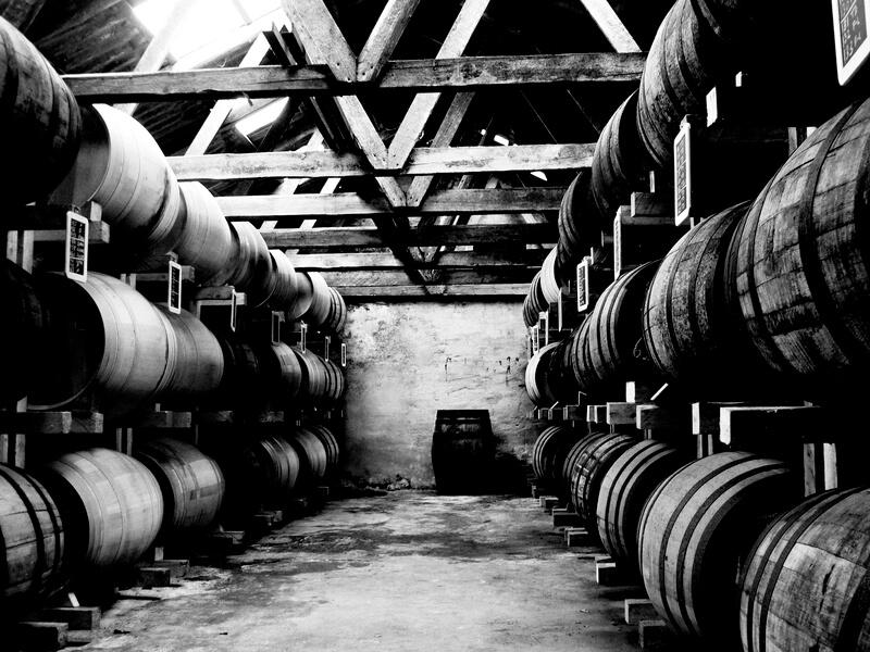 oorsprong van whiskey