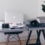 ideale werkplek in huis