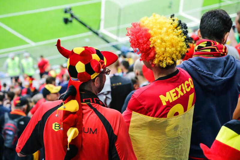 belgie fans